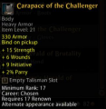 Carapace Challenger Chosen.png